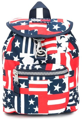 Tommy Jeans Heritage Stars small backpack