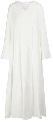 Mansur Gavriel Long linen dress
