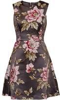 Ted Baker Kinella Floral Jacquard Skater Dress
