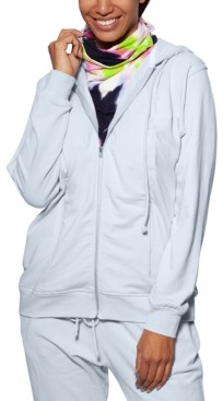 Bam by Betsy & Adam Zip Up Hoodie & Removable Tie-Dye Dickie Face Mask, Created for Macy's