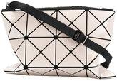 Bao Bao Issey Miyake geometric flat crossbody bag - women - Polyester - One Size