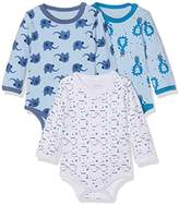 Care Baby Boys' 4132 Bodysuit,pack of 3