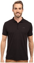 Calvin Klein Short Sleeve Interlock Polo