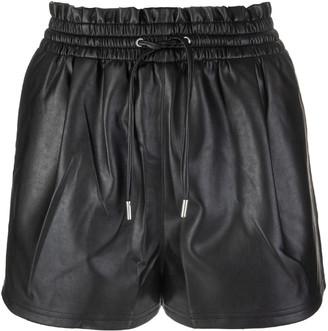 Ermanno Scervino Drawstring Waist Shorts