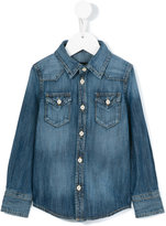 DSQUARED2 denim shirt - kids - Cotton - 4 yrs