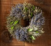Pottery Barn Dried Provence Herb Wreath