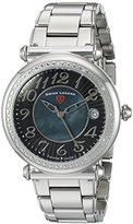 Swiss Legend Women's 'Bel Air' Quartz Stainless Steel Casual Watch, Color:Silver-Toned (Model: 16330SM-11)
