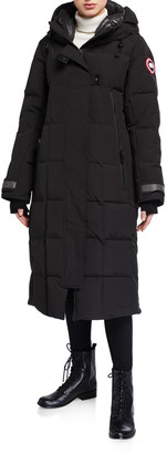 Canada Goose Elmwood Long 9-Pocket Parka