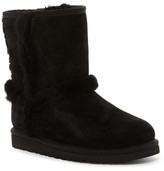 UGG Hadley Genuine Sheepskin Trim Boot (Little Kid & Big Kid)