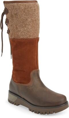 Bos. & Co. Goose Primaloft Waterproof Boiled Wool Mid Calf Boot