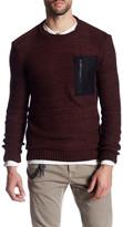 Antony Morato Zip Pocket Sweater