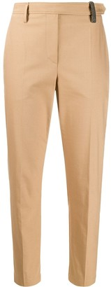 Brunello Cucinelli Slim-Fit Trousers