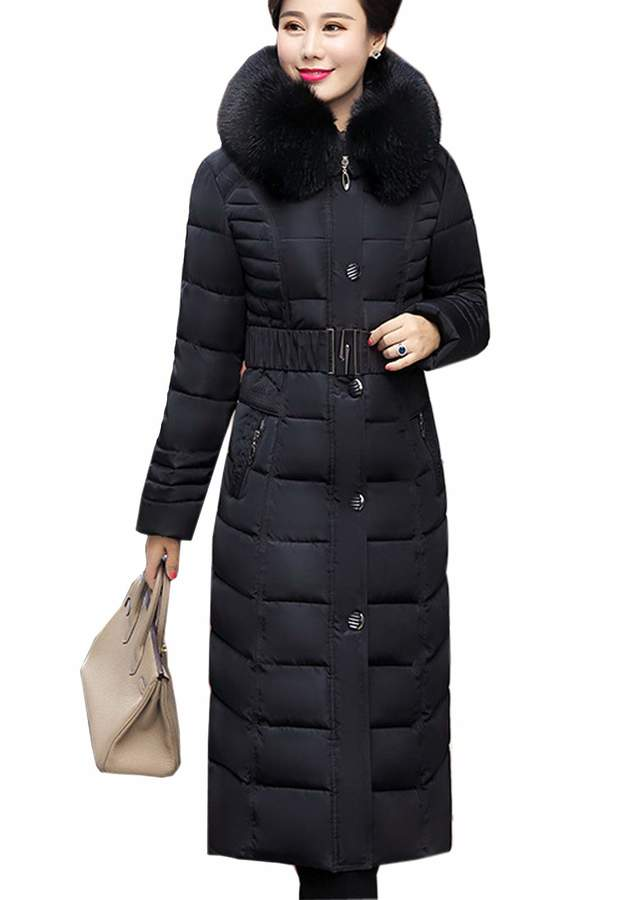 4df57d288ab Warm Fur Lined Hooded Parka - ShopStyle Canada