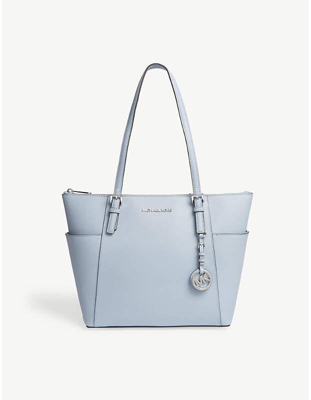 MICHAEL Michael Kors Jet Set leather tote