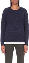 The Elder Statesman Pop Crew cashmere jumper