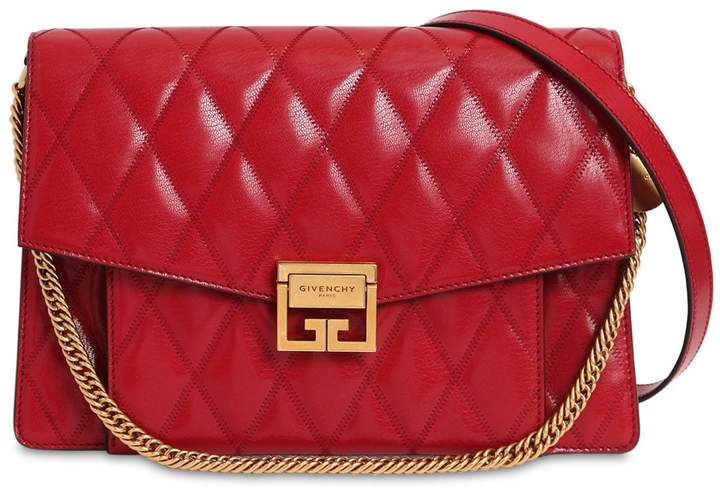 Givenchy Medium G3 Quilted Leather Bag