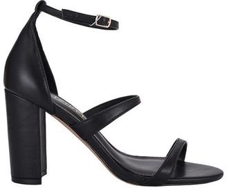 Siren Julez Black Sandal