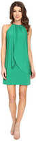 Jessica Simpson Ity Dress with Embellished Halter Necklace