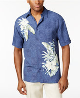 Cubavera Men's Patchwork Tropical Shirt