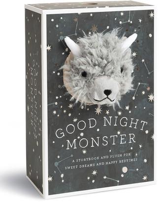"Compendium ""Good Night Monster"" Plush & Book Gift Set"