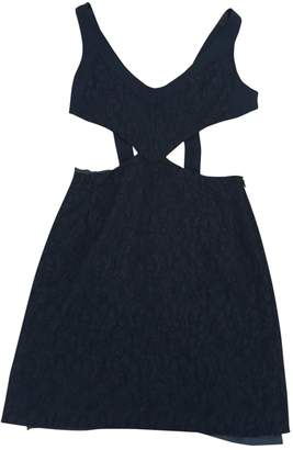 American Retro Black Dress for Women