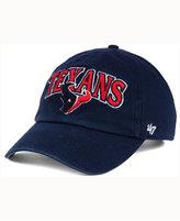 '47 Houston Texans Altoona Clean Up Cap