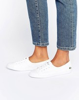 Lacoste Ziane Leather Sneakers