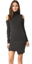 Pam & Gela Cold Shoulder Dress