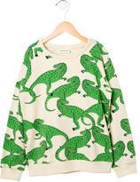 Mini Rodini Boys' Dinosaur Print Sweatshirt