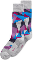 Alfani Men's Shard Socks, Only at Macy's