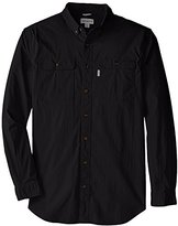 Carhartt Men's Big & Tall Long Sleeve Solid Work Shirt