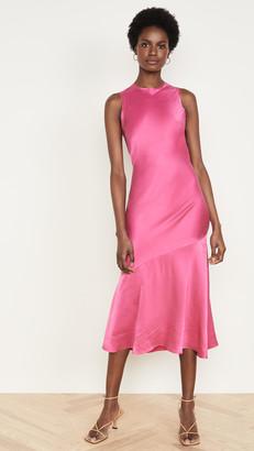 Rebecca Vallance Sophia Silk Midi Dress