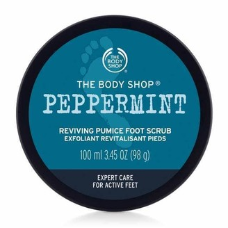 The Body Shop Peppermint Reviving Pumice Exfoliating Foot Scrub