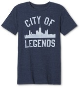 Chicago Local Pride by Todd Snyder Men's City of Champions Tee - Navy Blue