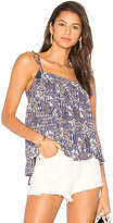 Indah Raven Cami in Blue. - size L (also in M,S,XS)