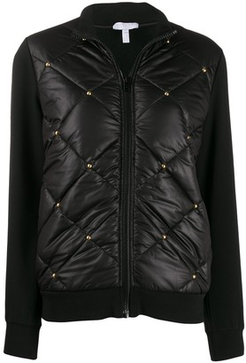 Escada Sport Studded Quilted Jacket