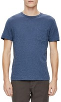 Theory Men's Gaskell Nebulous Slub Pocket T-Shirt