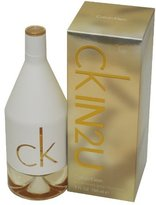 Calvin Klein In2u Perfume by for Women. Eau De Toilette Spray 5.0 Oz / 150 Ml.