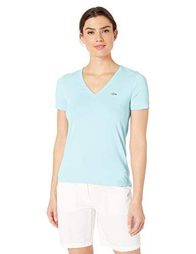 bece63f96f Women's S/S Classic Supple Jersey V-Neck T-Shirt