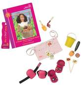 Our Generation Read and Play Set - Nahla