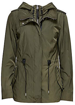 Women`s Lightweight Hooded Anorak