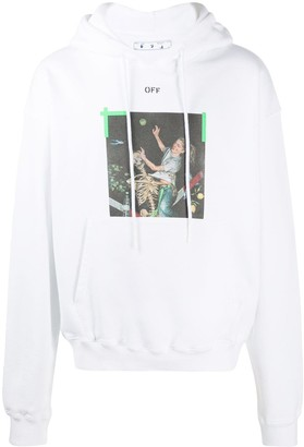 Off-White Pascal oversize hoodie