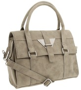 BCBGMAXAZRIA BCBGeneration - Julia Satchel (Cement) - Bags and Luggage