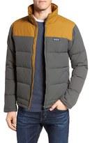 Patagonia Men's Bivy Water Repellent Down Jacket