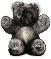 Philipp Plein Junior embellished teddy bear toy