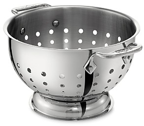 All-Clad Stainless Steel 5 Quart Colander