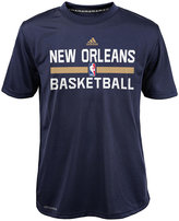 adidas Boys' New Orleans Pelicans Practice Wear Graphic T-Shirt
