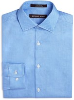 Michael Kors Boys' Jacquard Dress Shirt