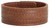 Frye 'Melissa' Leather Snap Cuff