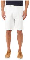 Nautica Deck Linen/Cotton Shorts